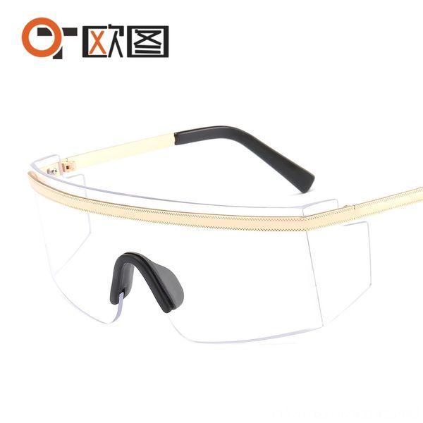 C7 Gold Frame Foglio trasparente