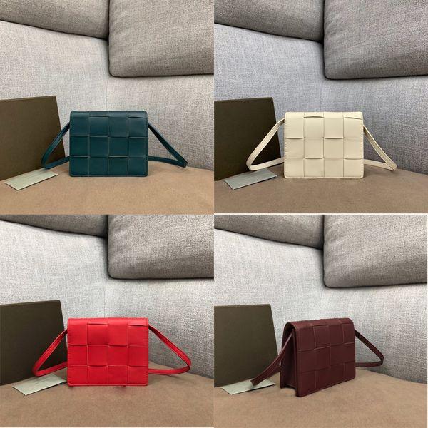 best selling 2020Top Quality The Pouch Soft Weave Calfskin Ladies Clutch Bag Handbag Fashion crossbody women Tote Bag