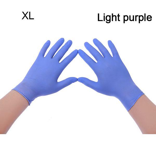 Açık mor XL