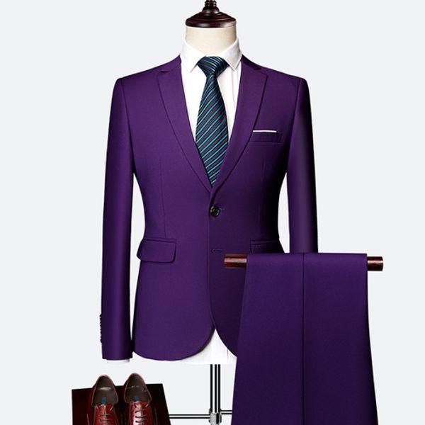 violet 2PCS