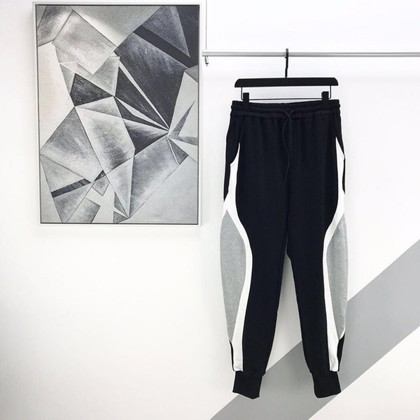 top popular New Mens Pants Sweatpants Joggers Cotton Full Length Heavyweight Active Pencil Pants Pants Jogging Tech Fleece Cargo 2020
