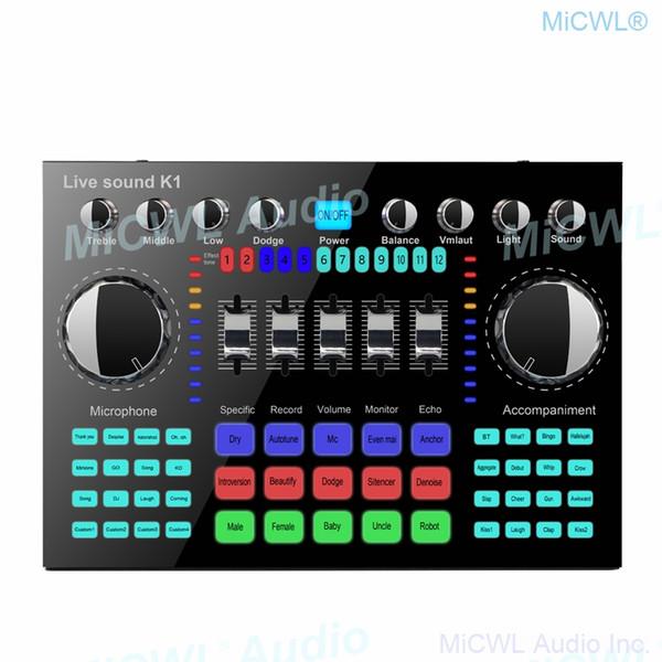 Scheda Audio Mixer