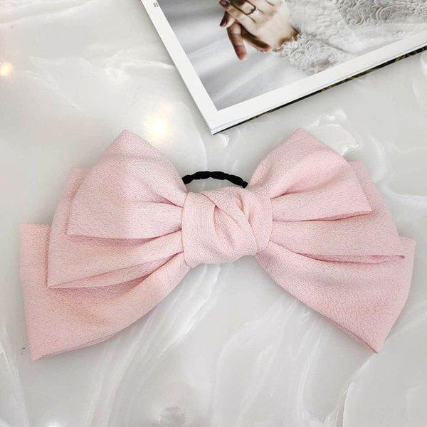 Pink (hair Rope)