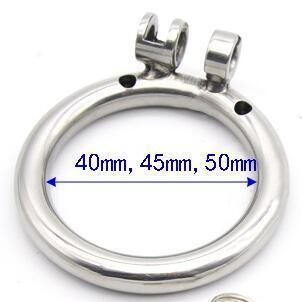 Only a 40mm ring