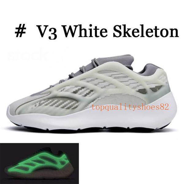A2 36-45 الأبيض الهيكل العظمي