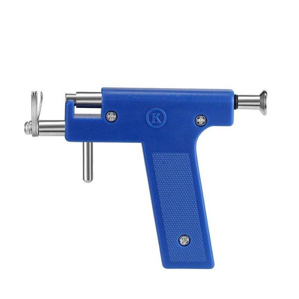 1Set Blue Gun