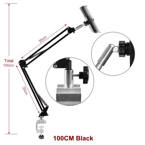 100cm black