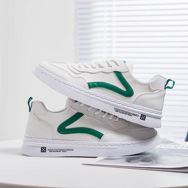 D06 blanc et vert
