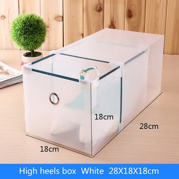 bianco (scatola a tacco alto)