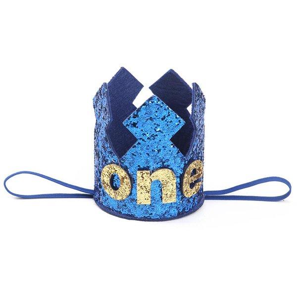 blaue Krone 2