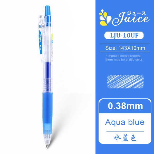 Aqua azul 0.38mm