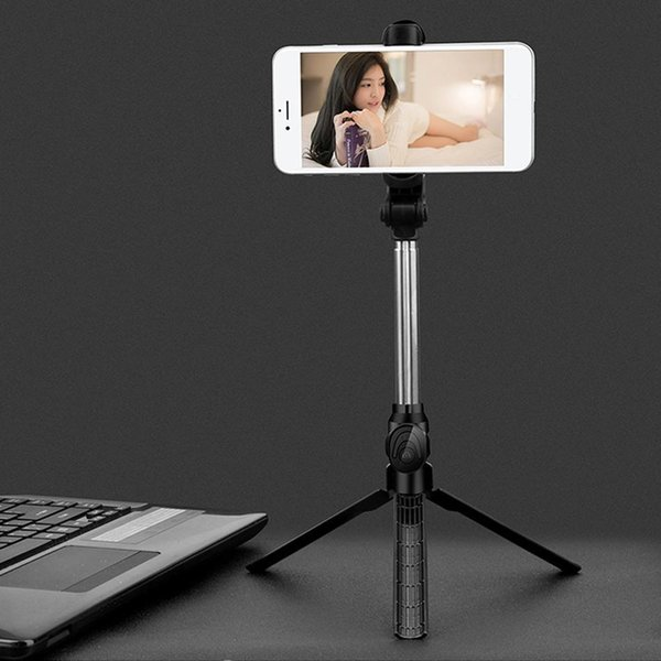 Bluetooth Selfie Stick_1# Black