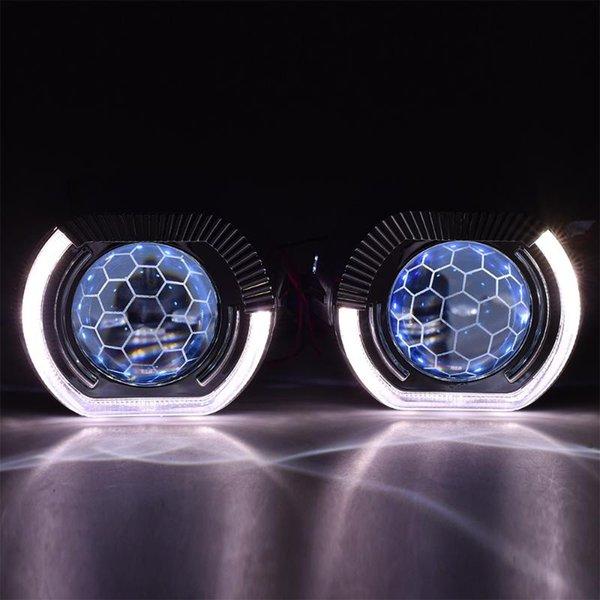 Honeycomb Lens