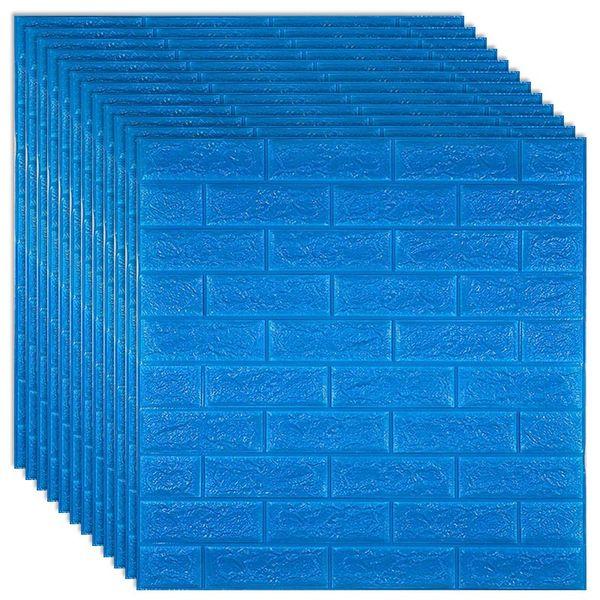 bleu 70X77cmX8pcs