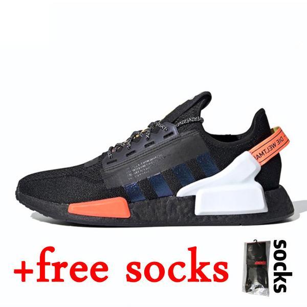 11 Core Black 36-45
