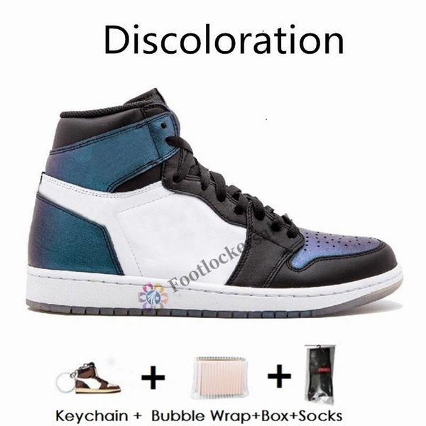 Discoloration