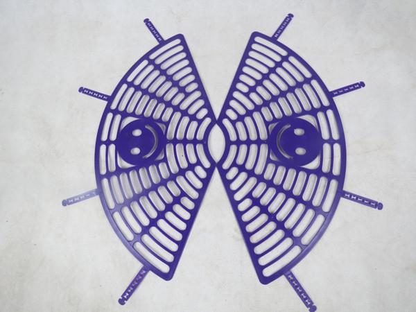 Big Protective roxo Net