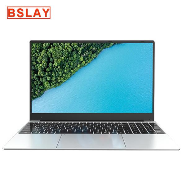 top popular 15.6 Inch Core   Windows 10 8GB RAM 128G  256G 512G 1TB SSD Laptop with Backlit Keyboard Metal laptop Notebook Ultrabook 2020