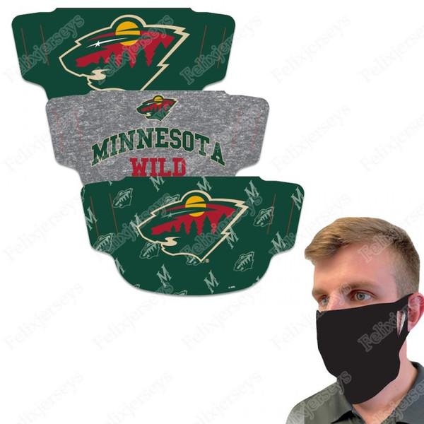 Minnesota Wild-orden de la mezcla