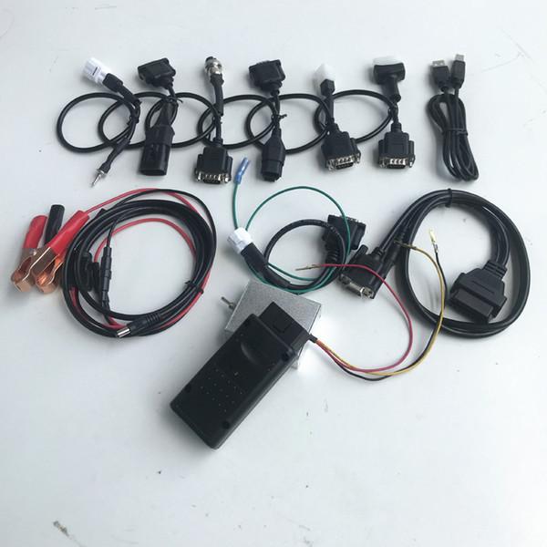 Motor del escáner