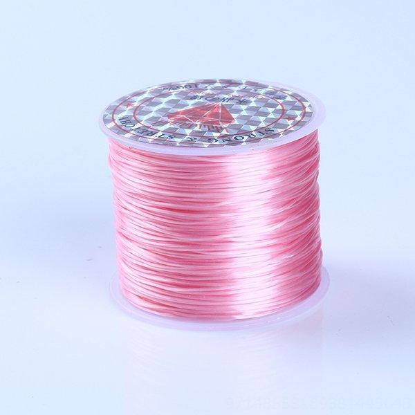 Rosa chiaro-un rotolo dista circa 50 metri