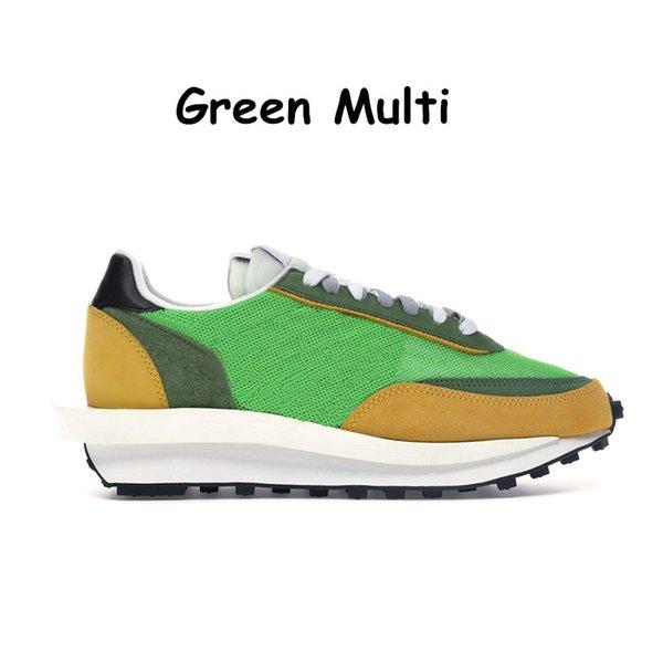 6 Green Multi