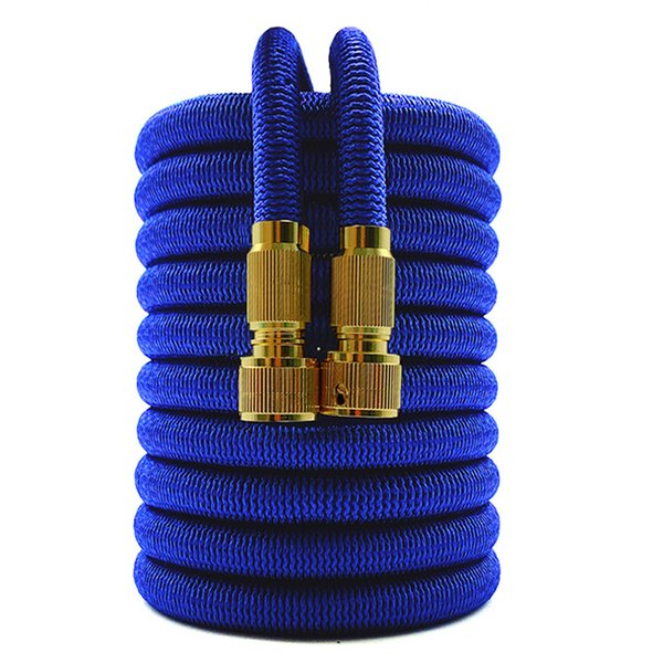 Синий шланг