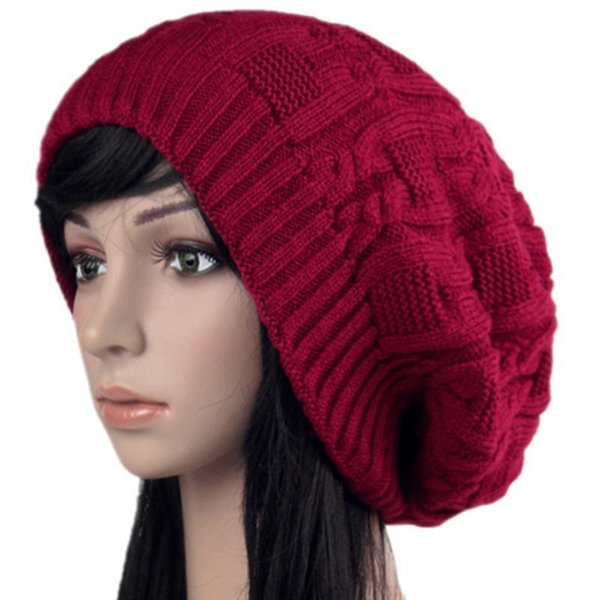 Wine Red Hats