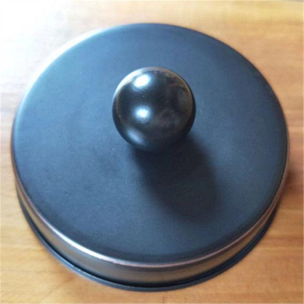 Mattschwarz (Jar nicht im Lieferumfang enthalten)