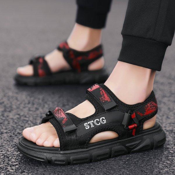 L-8502 Black Red