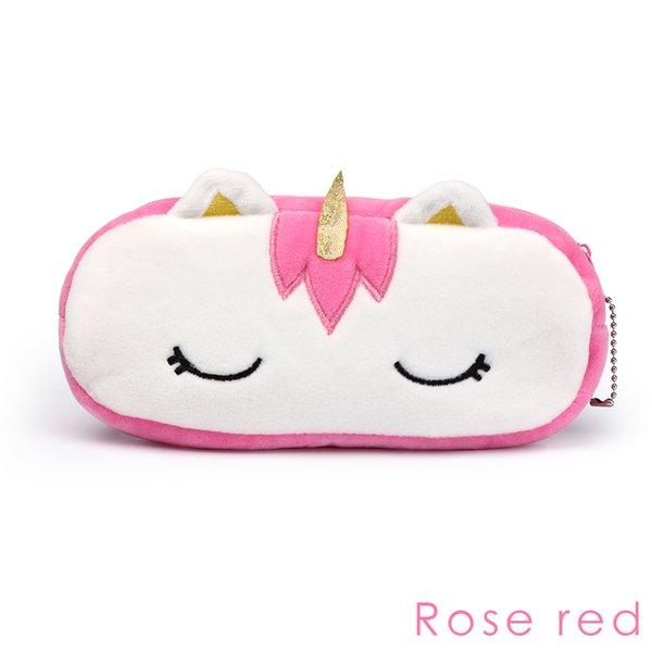 Rose rote Tasche