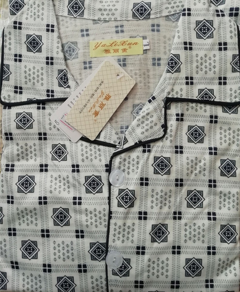 008 Langarm-Men # 039; s Kleidung
