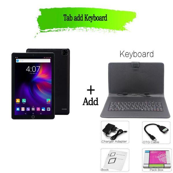 Tab add Keyboard China