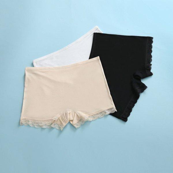 Modal de encaje de algodón
