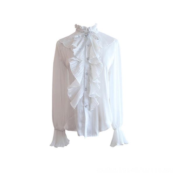 Girato Camicia Single White