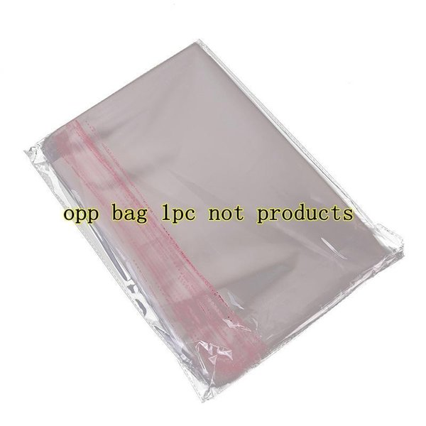 just opp bag not products