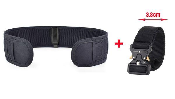 3.8cm belt girdle