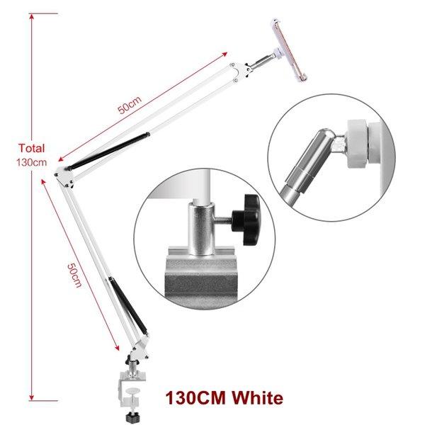 130cm white