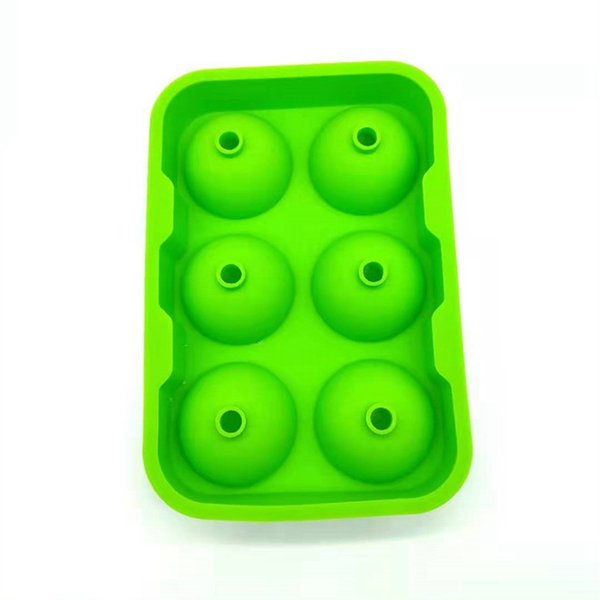 6 trous vert
