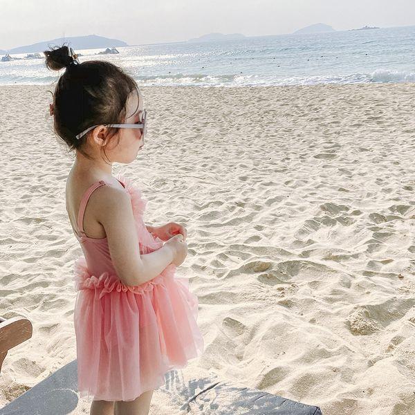 0215 amor Gauze Skirt