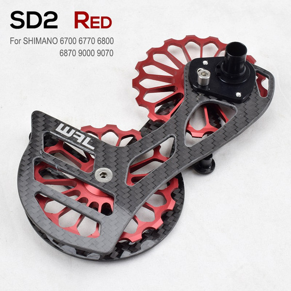 SD2 Red for 6800