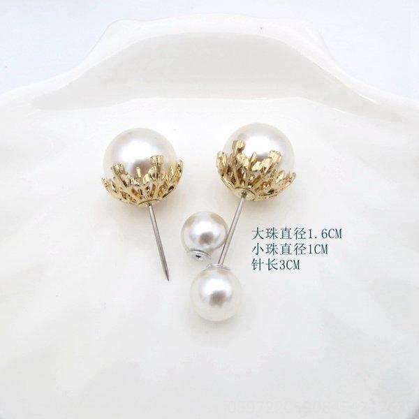 9 # Jintuo grande della perla Pin Lunghezza 3 centimetri + 16 millimetri