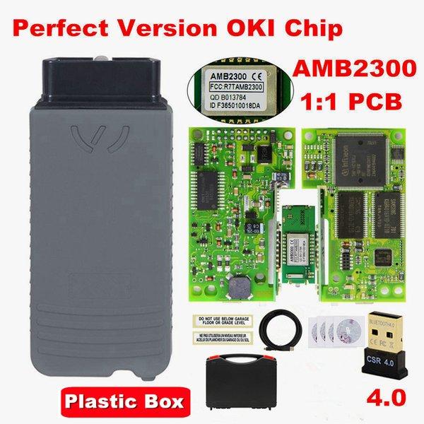 amb2300plastic verde