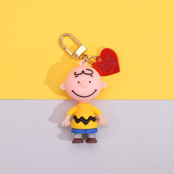 Charlie + Gold Buckle + Metal Red Heart-