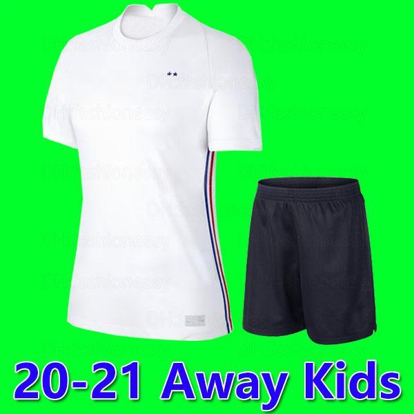 P10 2020 away kids