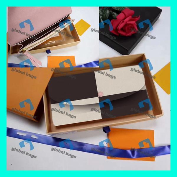 top popular designer purse mens designer wallets women designer handbags wallets portefeuille pour homme women men leather bag fashion bags luxury handb 2020