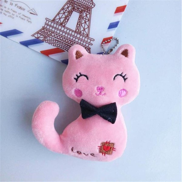Cat 12cm rose