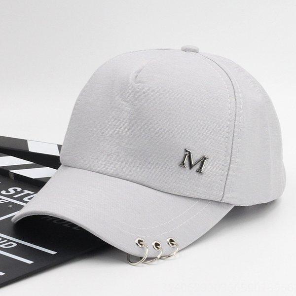 m estándar de tres anillos gris-ajustable