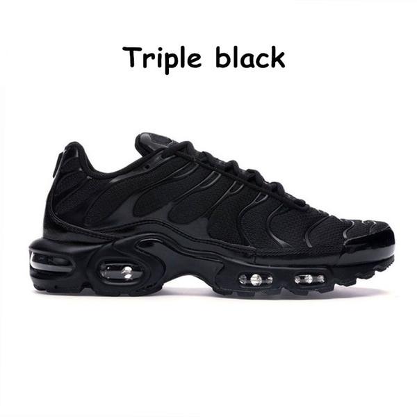 1 dreifach schwarz