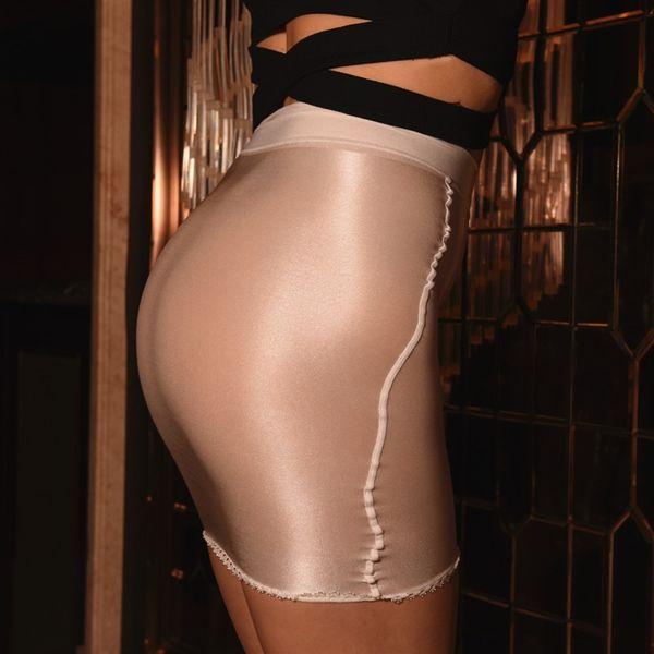 Weiß-70d Shebin Kleid